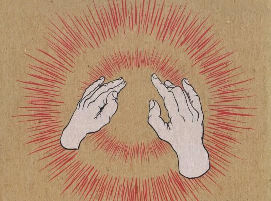Godspeed hands
