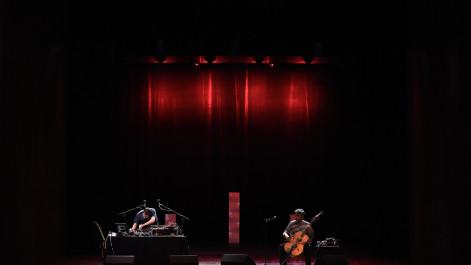 Iosonouncane + Paolo Angeli @ AUDITORIUM PARCO DELLA MUSICA