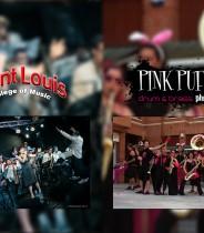 PinkPuffers+SLBigBand
