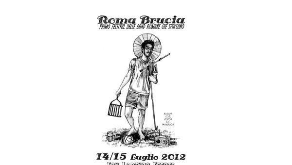 RomaBRUCIA