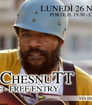 Cody ChesnuTT's new album, Landing on a Hundred, comes out Oct. 23.