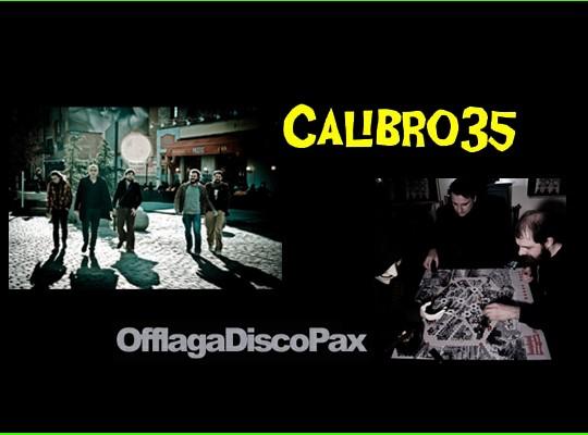 offlaga dico pax vs calibro35